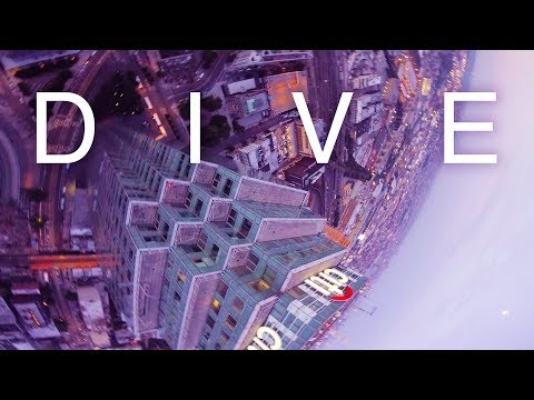 FPV DRONE DIVES IN NEW YORK CITY