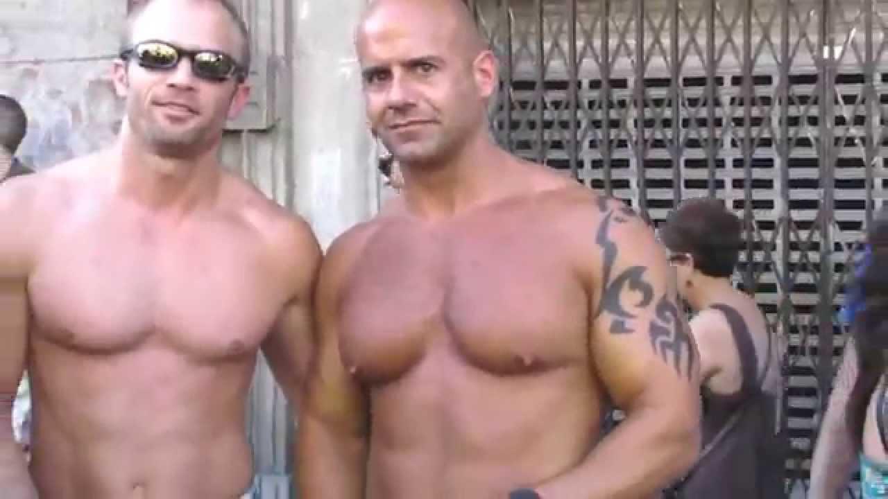 Madrid gay pride 2008