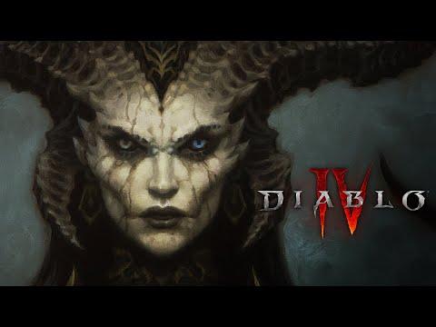 Diablo IV - Cinemática Del Anuncio | Con Tres Comienza