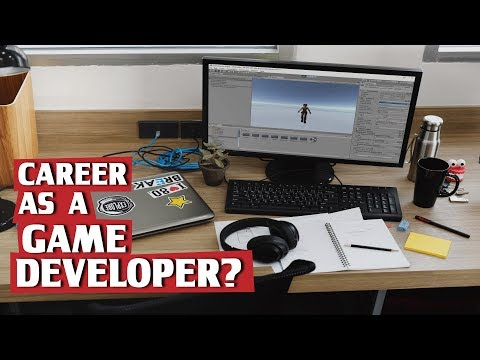 How To Start Your Career As A Game Developer