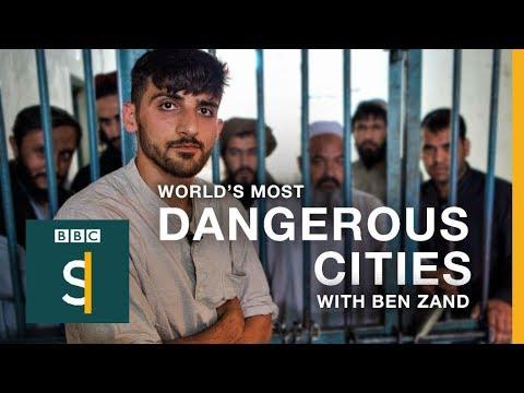World's Most Dangerous Cities: Kabul - BBC Stories