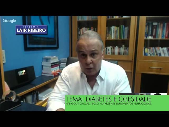 Diabetes, Magnésio e Vitamina B12 com Dr. Lair Ribeiro