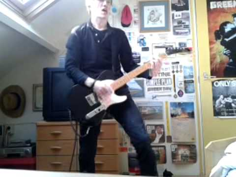 Simple Plan - The Rest Of Us (Electric Guitar Cover)