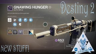 How to Get the New Gambit Prime Curated Weapons! (Destiny 2