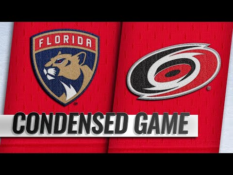 11/23/18 Condensed Game: Panthers @ Hurricanes
