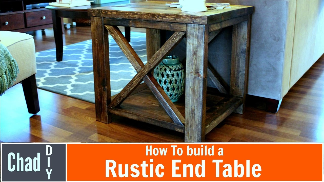 rustic end tables. It\u0027s YouTube. Uninterrupted. Rustic End Tables