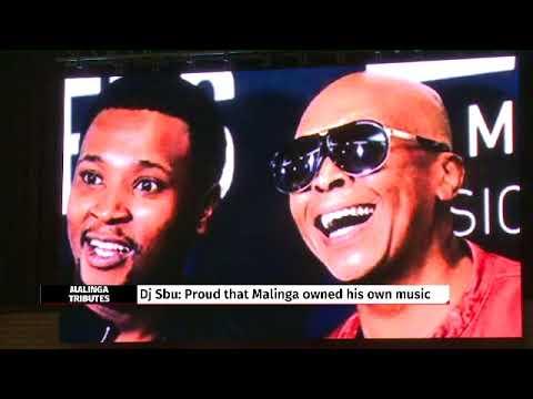 Musa's tribute to #RobbieMalinga