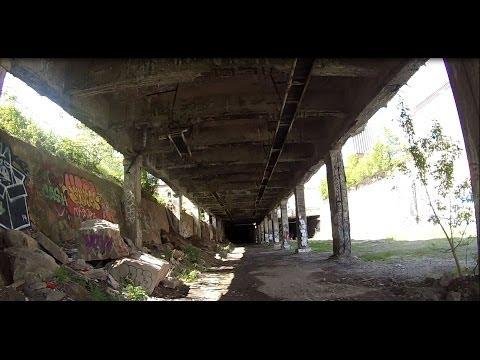 Exploring an Abandoned Subway System - Rochester NY