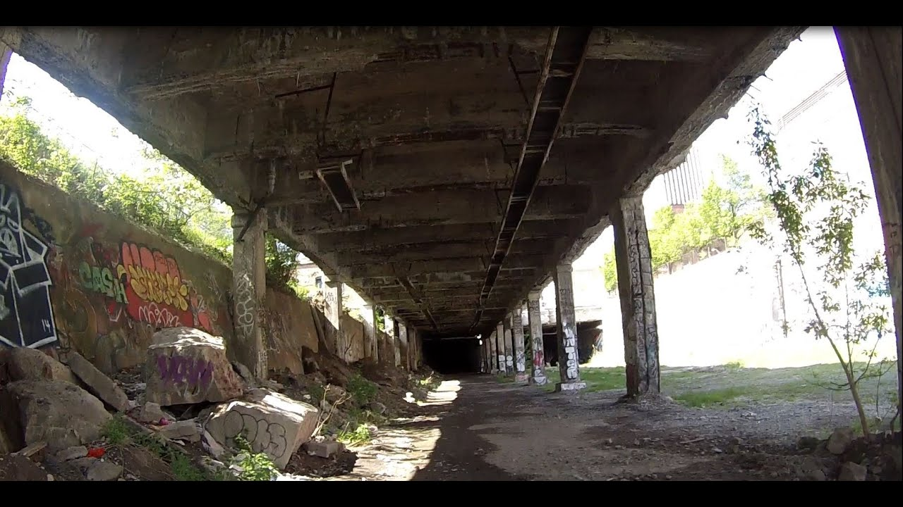 Rochester Abandoned Subway Map.Exploring An Abandoned Subway System Rochester Ny