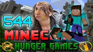 EPIC Minecraft: Hunger Games w/Mitch! Game 544 - LOTS OF KILLS!