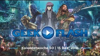 Game TV Schweiz - Drei Mega-Blockbuster on the way  | Ghost in the Shell | Avengers: Endgame
