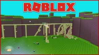 THIS CONSTRUCTION VA-T'ELLE TOMBER? In: Roblox