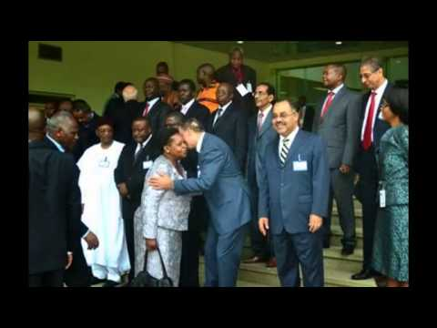 Third African mineral ministers annual meeting in Maputo, Mozambique