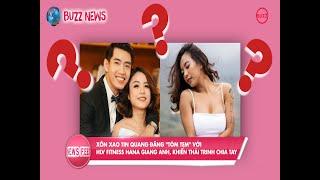 Xôn xao Quang Đăng tòm tem với HLV fitness Hana Giang Anh, khiến Thái Trinh chia tay l Buzz News