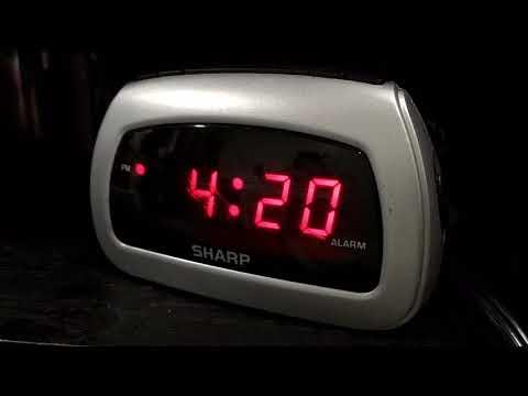 Эротический будильник звук то