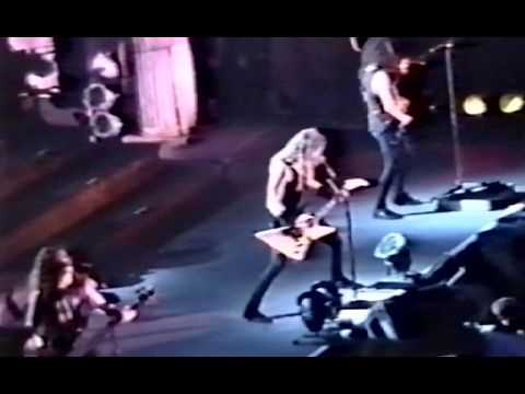 Metallica - Halifax, NS, Canada [1989.04.04] Full Concert - 1st Source