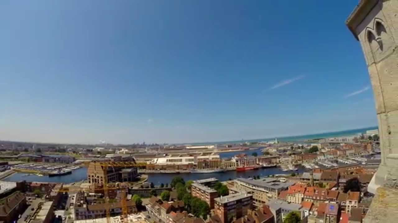 Dunkerque Dunes De Flandre Destination Touristique Youtube