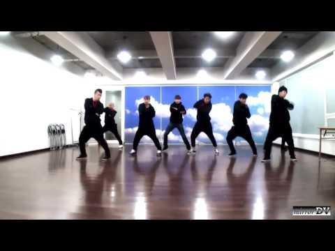 開始Youtube練舞:Humanoids-TVXQ! | 個人自學MV