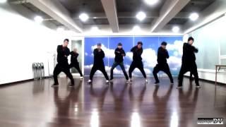 TVXQ - Humanoids (dance practice) mirrorDV