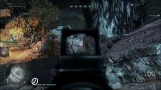"Medal of Honor: Warfighter ""Hot Spot"" I am a slow starter!"