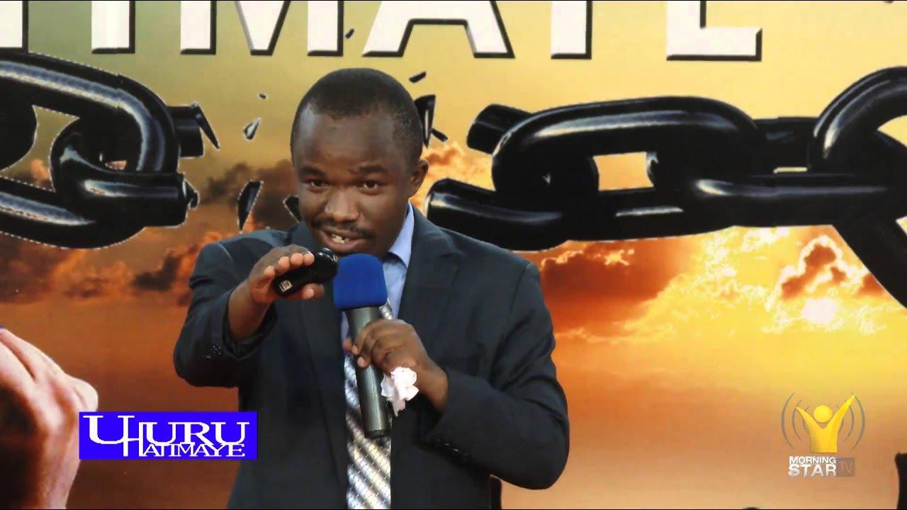 Pr. David Mmbaga,MAOMBI MAALUM/NAMNA YA KUDHIBITI MSONGO