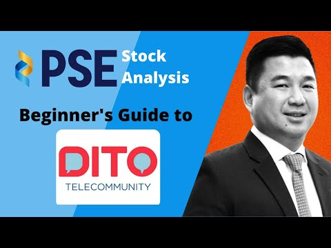 NEXT PLDT or Globe? Beginner's Guide to DITO (Tagalog) | Dennis Uy | Telecom Stocks Sector Analysis