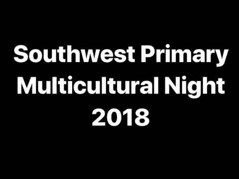 Southwest Primary Multicultural Night - 2018