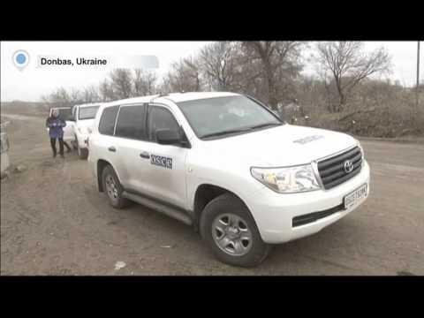 Ukraine Army Under Fire: Ukrainian forces repel intense militant attacks near Mariupol, Donetsk