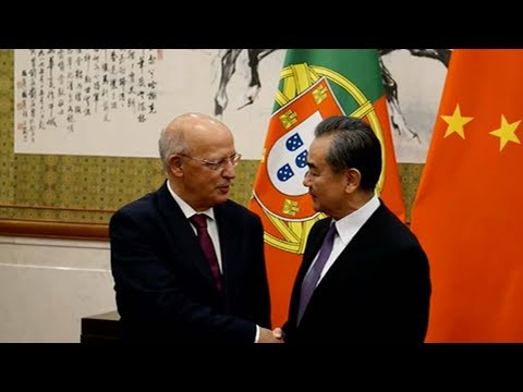 Chinese and Portuguese FMs meet in Beijing, vow to strengthen mutual trust