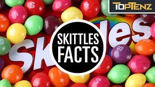 TASTY Facts About SKITTLES Candy