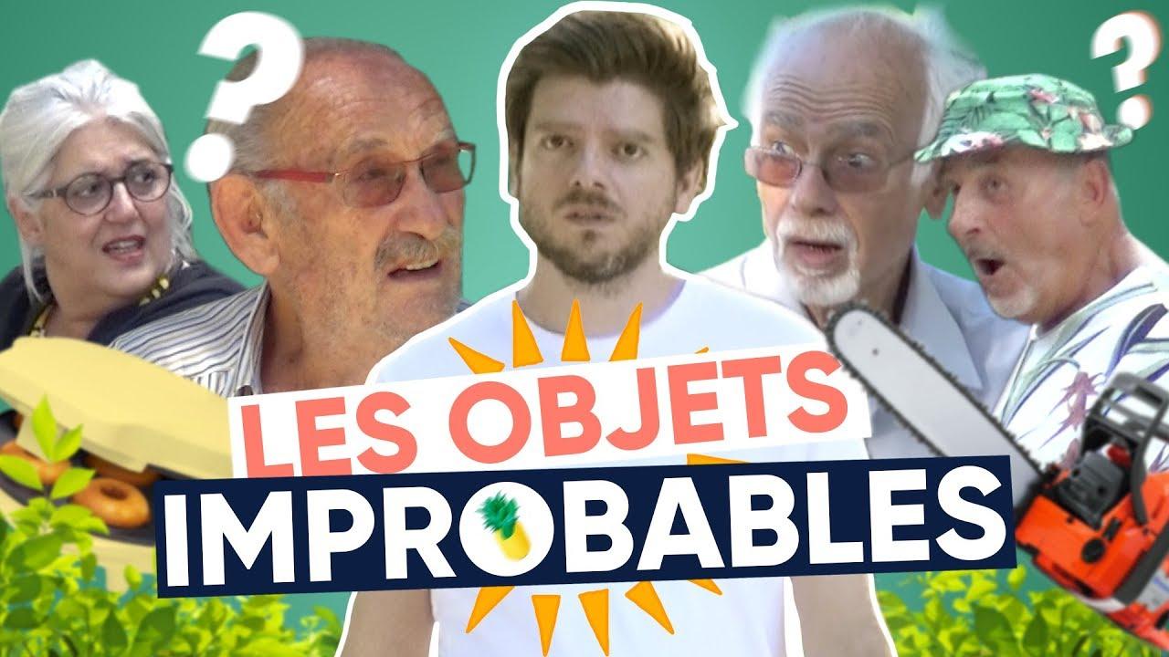 Prank : Le hasard fait bien les choses ! (Objets improbables 2019) feat. David Tuil