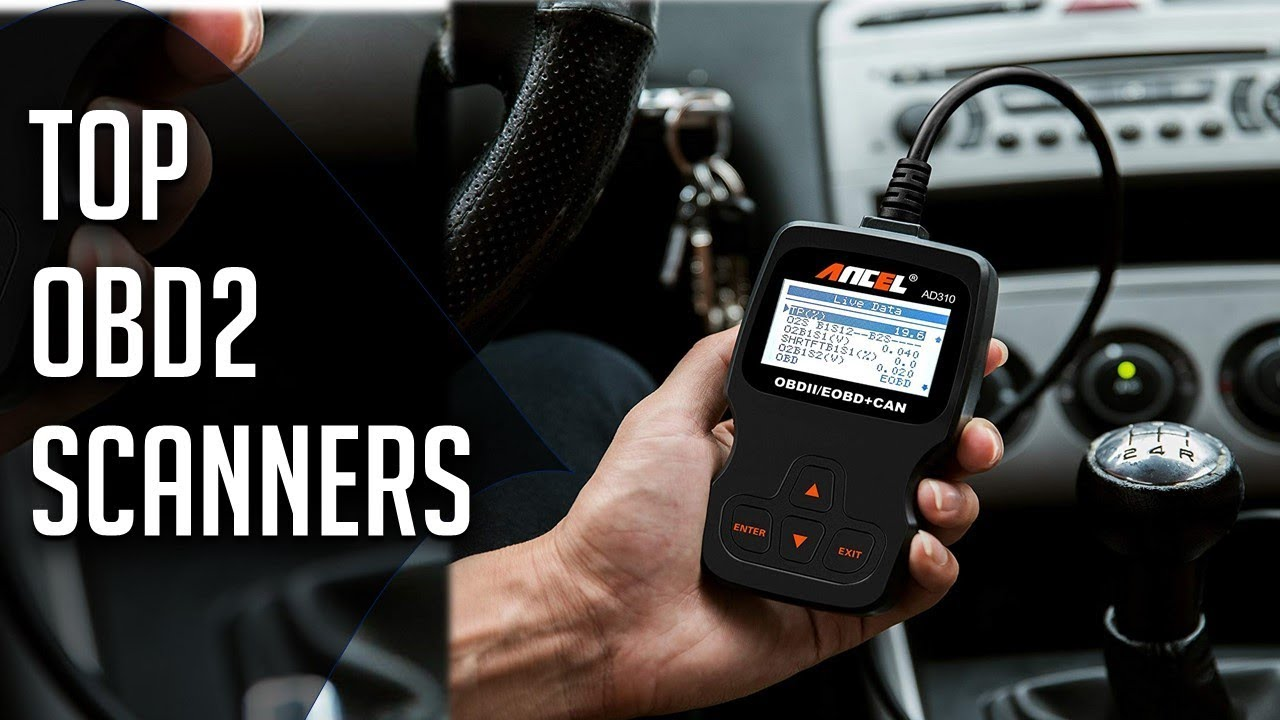 Best OBD2 Scanner 2018-2019 Tool Review [SRS Airbag,Reads ABS]