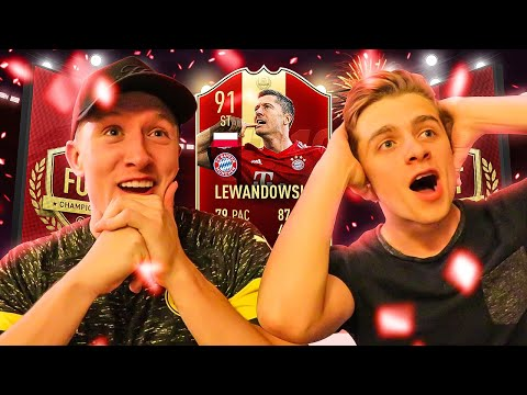 ChrisMD Opens My Reward PACKS  FIFA 19