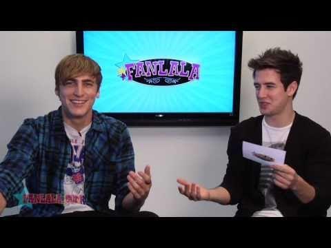Big Time Rush's Logan Henderson & Kendall Schmidt Go 1 to 1