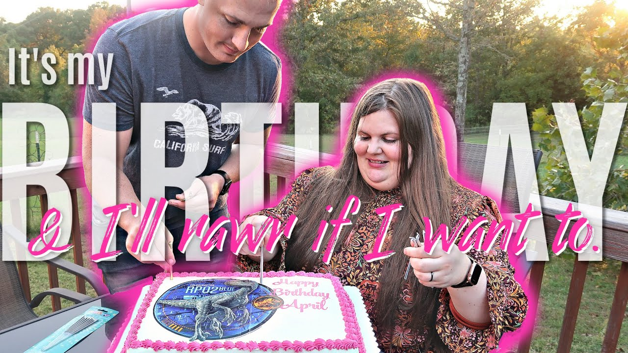 1st Birthday on my Weight Loss Journey... Far from a perfect example | Losing 200lbs: Life Journey