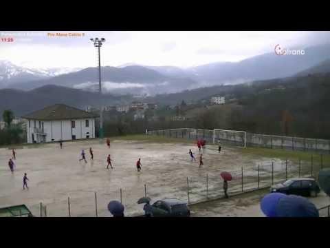 pol  Rofrano vs Pro Atena Calcio 4   0 sintesi e interviste