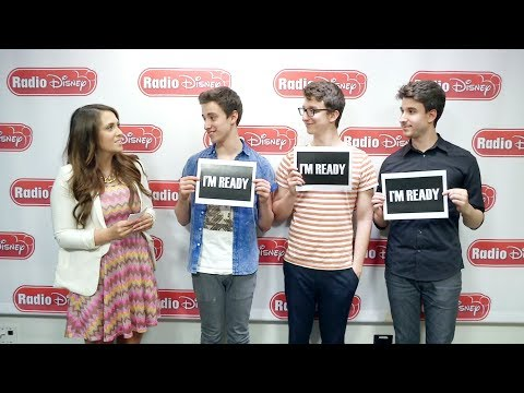 AJR - I'm Ready... Or Not Ready | Radio Disney