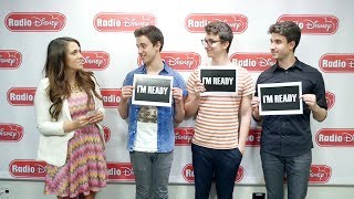 ajr i m ready or not ready   radio disney