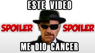 Breaking Bad vs Metastasis | Segun Anonymatus