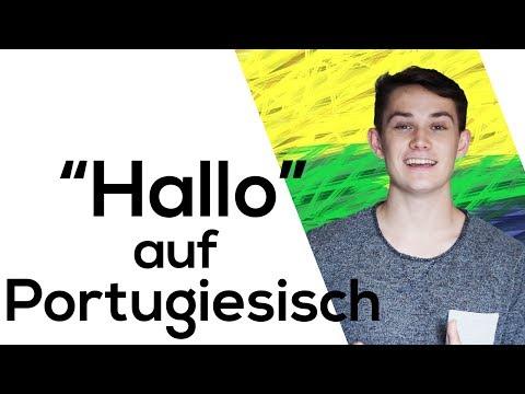 wie geht es dir heute auf portugiesisch