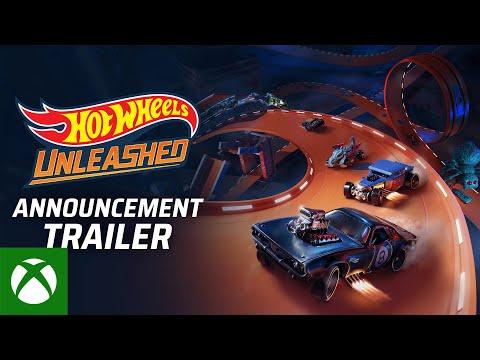 Анонсирована игра Hot Wheels Unleashed для Xbox One и Xbox Series X | S