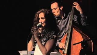 Maria Mendes - Agua de Beber (Live in Portugal) | Along the Road international tour 2012-2013
