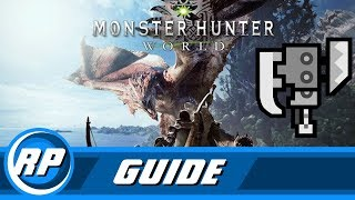 Monster Hunter World - Switch Axe Progression Guide (Recommended Playing)