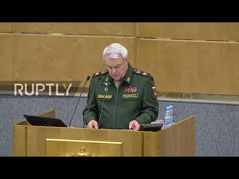 Russia: State Duma ratifies Tartus naval base agreement with Syria