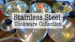 Stainless Steel Cookware Collection   Best Stainless Steel Cookware In India