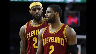 Why doesn't Kyrie Irving want to play with Lebron James?