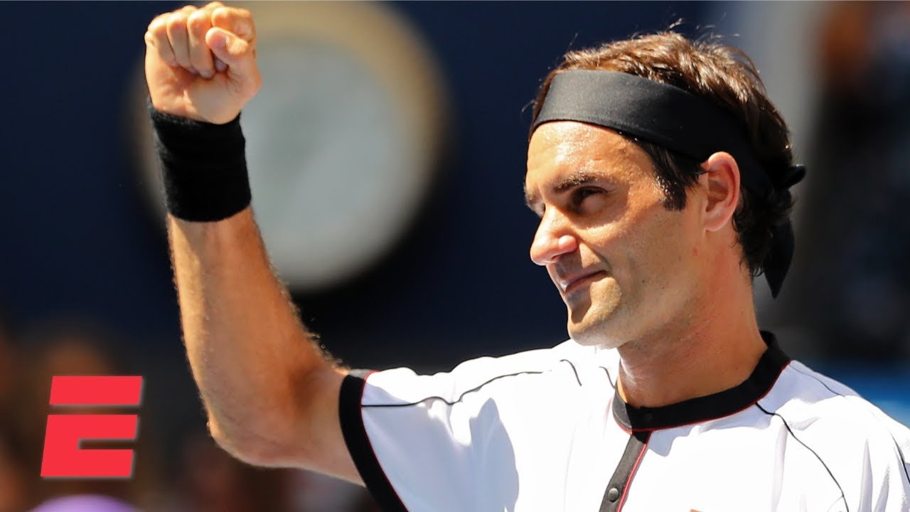 Roger Federer cruises in Round of 16 match at US Open, dominates David Goffin in three sets