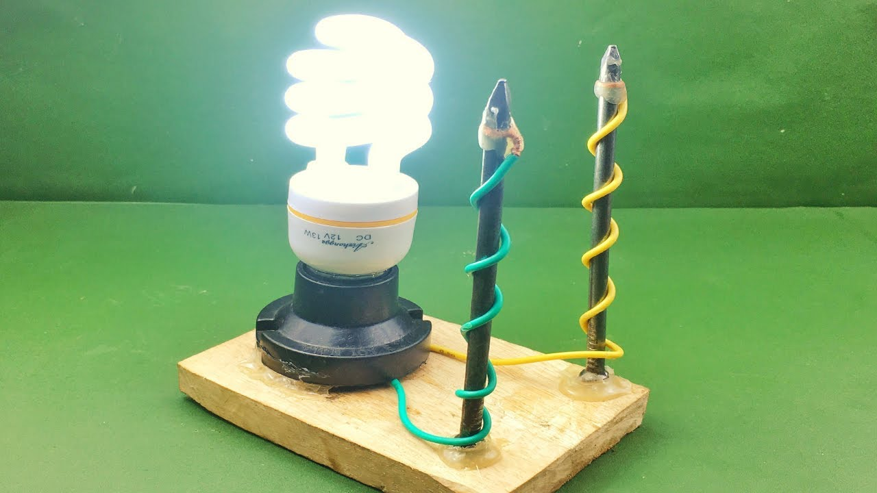 New Science Electric  Free Energy Generator With Tool and Magnet for Project 2019
