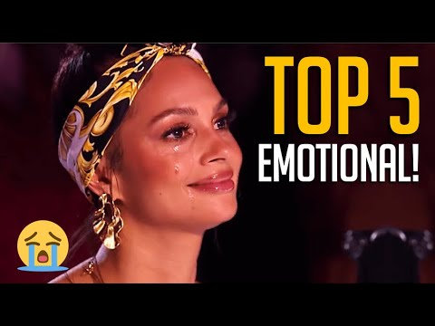 Top 5 Most EMOTIONAL Auditions on Britains Got Talent 2020