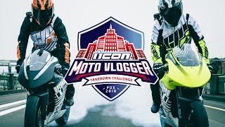 ICON's Moto Vlogger Takedown Challenge thumbnail